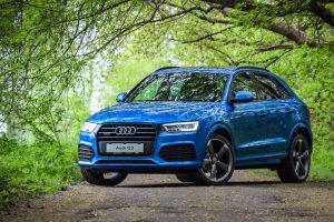 Godt kørende med en brugt Audi Q3