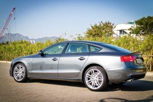 Overvej køb eller leasing af brugt Audi A5